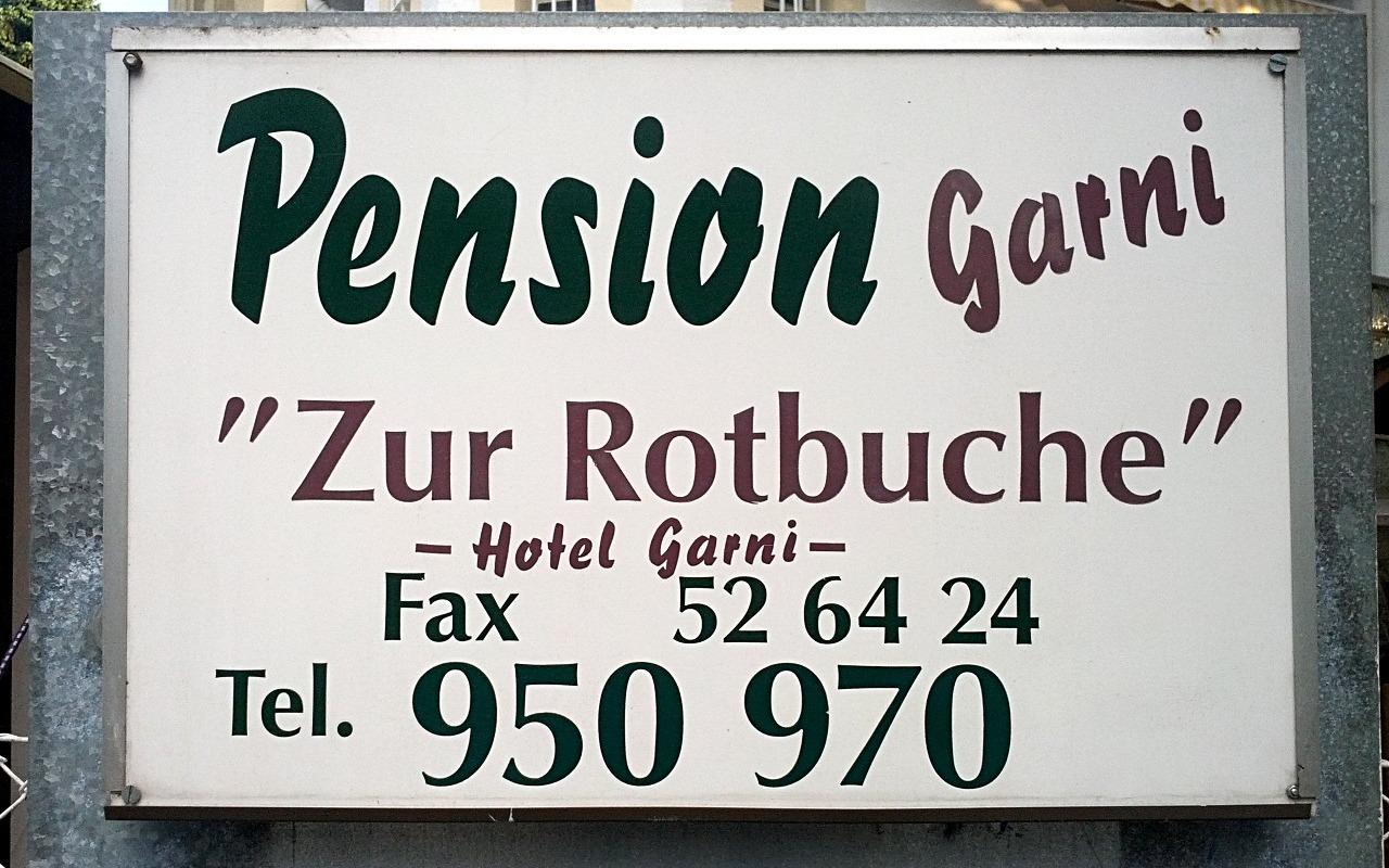 Pension Rotbuche Hannover