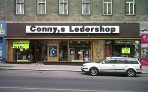 Conny,s Ledershop - Deppenkomma?!