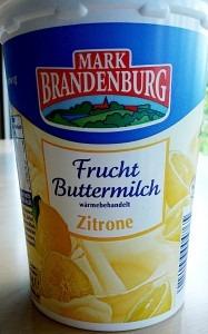 Frucht Buttermilch - Deppenleerzeichen
