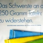 250-Gramm-Tafeln